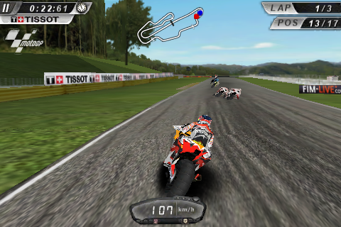 Screenshot MotoGP 2010 Review