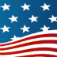 Американский флаг. значок. запомнить. книгопечатание. флаг. день. цитировать. мемориал. типографский.